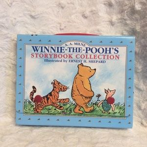 Vintage Winnie the Pooh Storybook Collection
